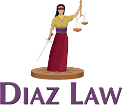 diaz law logo